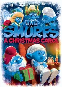 The Smurfs: Um Conto de Natal - Poster / Capa / Cartaz - Oficial 1