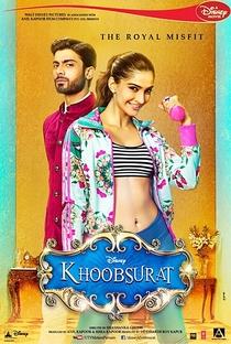 Khoobsurat - Poster / Capa / Cartaz - Oficial 2