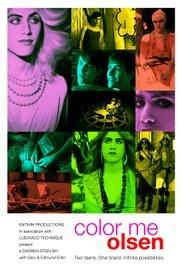 Color Me Olsen - Poster / Capa / Cartaz - Oficial 1