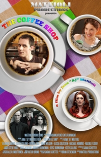 The Coffee Shop - Poster / Capa / Cartaz - Oficial 1