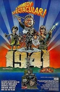 1941 - Uma Guerra Muito Louca - Poster / Capa / Cartaz - Oficial 3