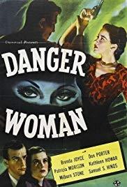 Danger Woman - Poster / Capa / Cartaz - Oficial 1