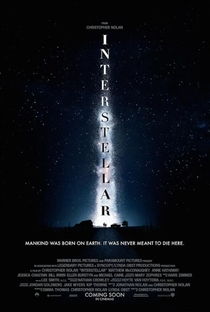 Interestelar - Poster / Capa / Cartaz - Oficial 21