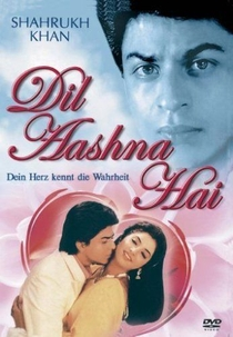 Dil Aashna Hai - Poster / Capa / Cartaz - Oficial 1