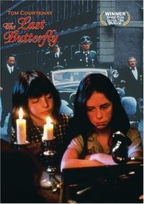 A Última Borboleta - Poster / Capa / Cartaz - Oficial 1