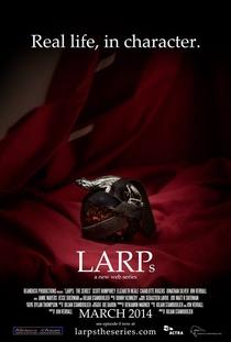 LARPs: The Series - Poster / Capa / Cartaz - Oficial 1
