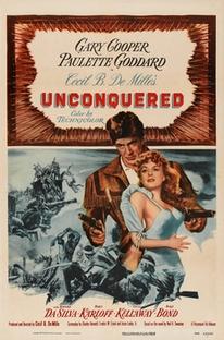 Os Inconquistáveis - Poster / Capa / Cartaz - Oficial 3