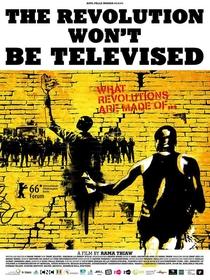 A Revolução Não Será Televisionada - Poster / Capa / Cartaz - Oficial 1