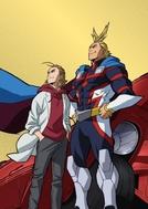 Boku no Hero Academia: All Might - Rising The Animation (Boku no Hero Academia: All Might - Rising The Animation)