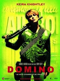 Domino - A Caçadora de Recompensas - Poster / Capa / Cartaz - Oficial 4