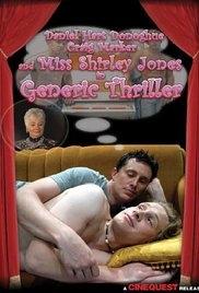Generic Thriller - Poster / Capa / Cartaz - Oficial 1