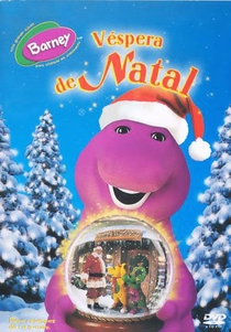 Barney - Véspera de Natal - Poster / Capa / Cartaz - Oficial 1