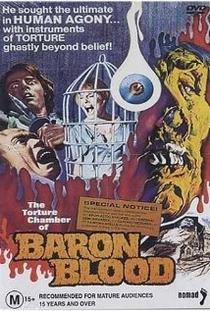 Barão Sanguinário - Poster / Capa / Cartaz - Oficial 2