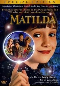 Matilda - Poster / Capa / Cartaz - Oficial 2