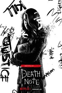 Death Note - Poster / Capa / Cartaz - Oficial 3