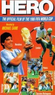 Copa do Mundo Fifa 1986 - Poster / Capa / Cartaz - Oficial 1