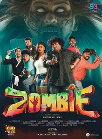 Zombie - Poster / Capa / Cartaz - Oficial 1