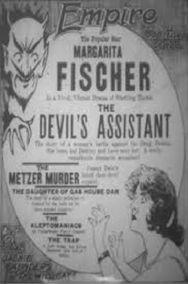 The Devil's Assistant - Poster / Capa / Cartaz - Oficial 2