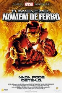O Invencível Homem de Ferro - Poster / Capa / Cartaz - Oficial 2