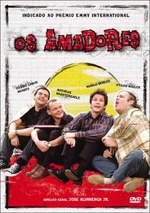 Os Amadores - Poster / Capa / Cartaz - Oficial 1