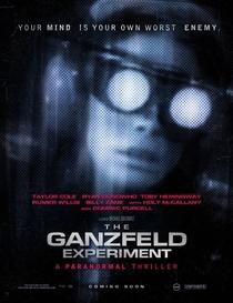 The Ganzfeld Haunting - Poster / Capa / Cartaz - Oficial 1