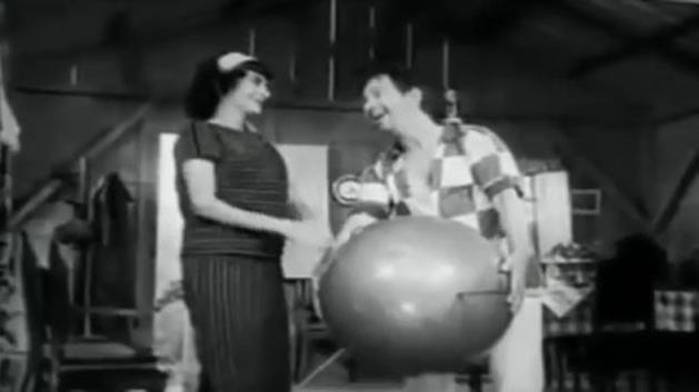 Não são as imagens - Crítica: O Homem do Sputnik (1959)