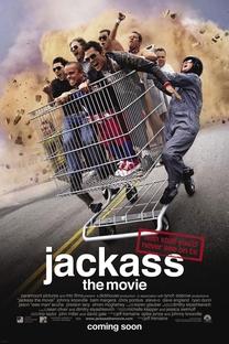 Jackass: Cara-de-Pau - O Filme - Poster / Capa / Cartaz - Oficial 1
