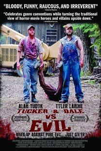 Tucker & Dale Contra o Mal - Poster / Capa / Cartaz - Oficial 4