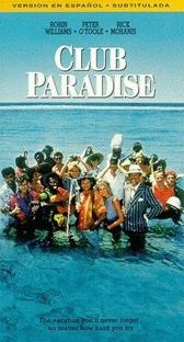 Clube Paraíso - Poster / Capa / Cartaz - Oficial 2
