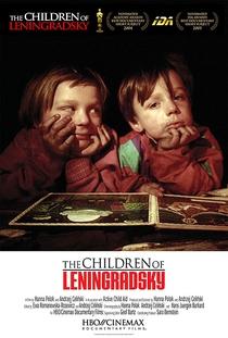 As Crianças da Estação Leningradsky - Poster / Capa / Cartaz - Oficial 1
