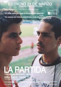 A Partida - Poster / Capa / Cartaz - Oficial 1