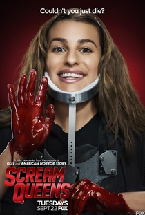 Scream Queens (1ª Temporada) - Poster / Capa / Cartaz - Oficial 15