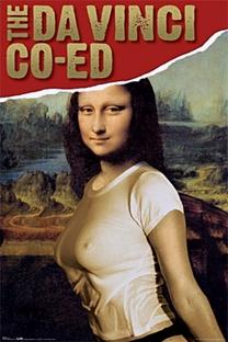 The Da Vinci Coed - Poster / Capa / Cartaz - Oficial 1