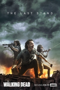 The Walking Dead (8ª Temporada) - Poster / Capa / Cartaz - Oficial 1