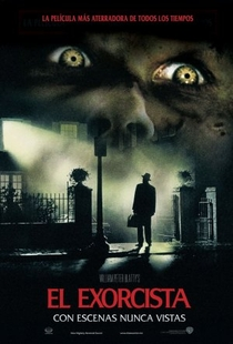 O Exorcista - Poster / Capa / Cartaz - Oficial 3