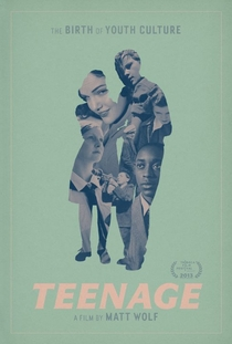 Teenage - Poster / Capa / Cartaz - Oficial 1