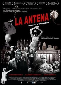 A Antena - Poster / Capa / Cartaz - Oficial 5