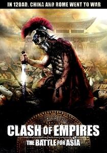 Duelo de Impérios: A Guerra Pela Ásia - Poster / Capa / Cartaz - Oficial 1