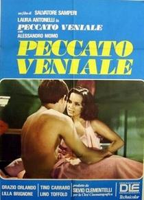 Peccato veniale - Poster / Capa / Cartaz - Oficial 1