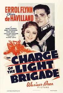 A Carga da Brigada Ligeira - Poster / Capa / Cartaz - Oficial 1