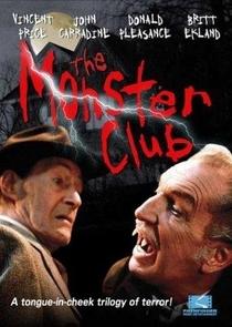 O Clube dos Monstros - Poster / Capa / Cartaz - Oficial 4