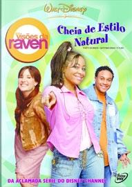 As Visões da Raven - Cheia de Estilo Natural - Poster / Capa / Cartaz - Oficial 1