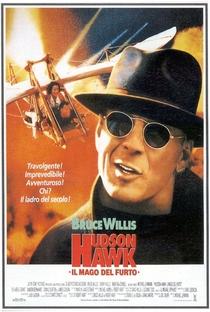 Hudson Hawk: O Falcão Está à Solta - Poster / Capa / Cartaz - Oficial 1