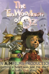 The Tin Woodman of Oz - Poster / Capa / Cartaz - Oficial 1