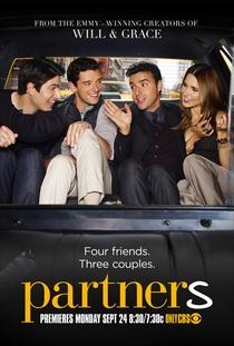 Partners (1ª Temporada) - Poster / Capa / Cartaz - Oficial 1