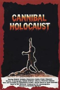 Holocausto Canibal - Poster / Capa / Cartaz - Oficial 12