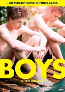 Boys - Poster / Capa / Cartaz - Oficial 7