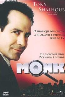 Monk: O Filme - Poster / Capa / Cartaz - Oficial 1