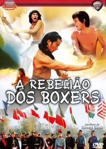 A Rebelião dos Boxers - Poster / Capa / Cartaz - Oficial 2