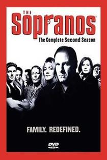 Família Soprano (2ª Temporada) - Poster / Capa / Cartaz - Oficial 1